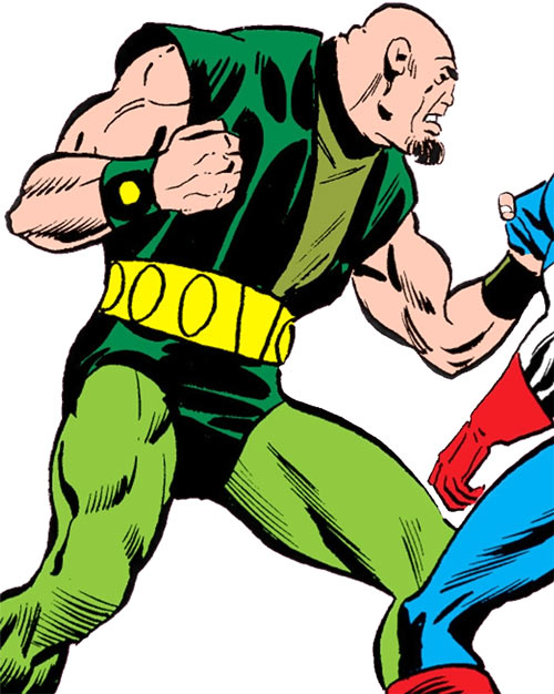 Widowmaker (Marvel Comics) vs. Captain America