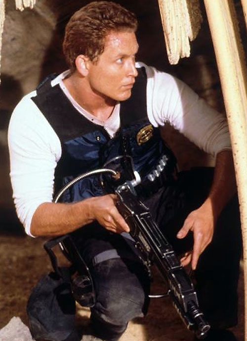 William Johns (Cole Hauser in Pitch Black)