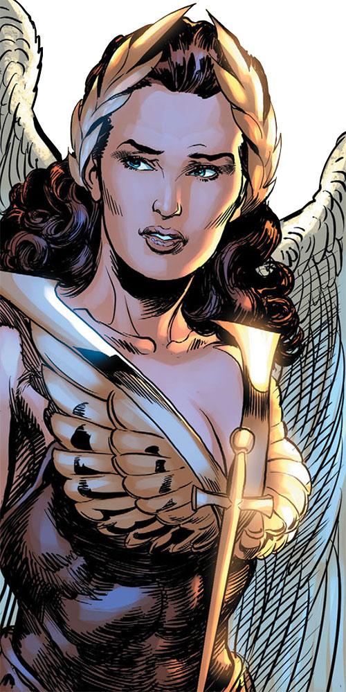 Winged Victory (Astro City comics) portrait