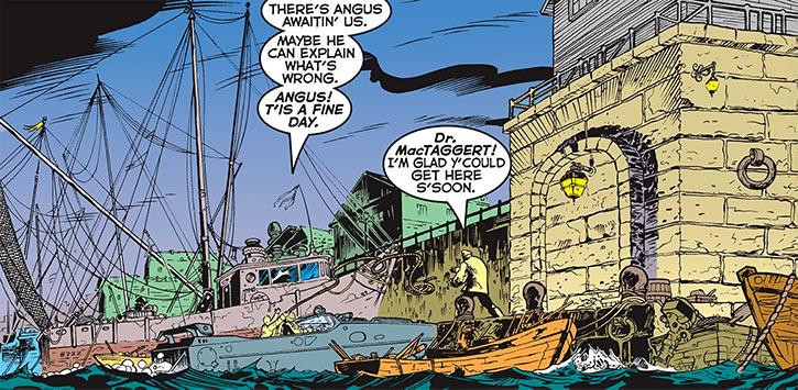 Wolfsbane (New Mutants) (Marvel Comics) (Earliest) Stornoway