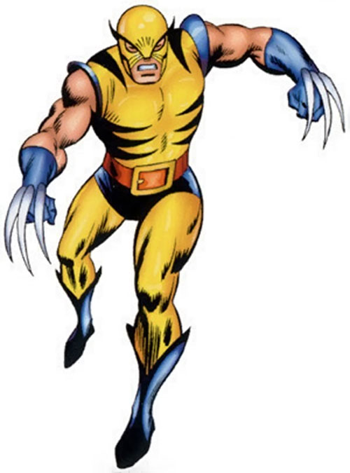 Wolverine (Marvel Comics)'s early appearance