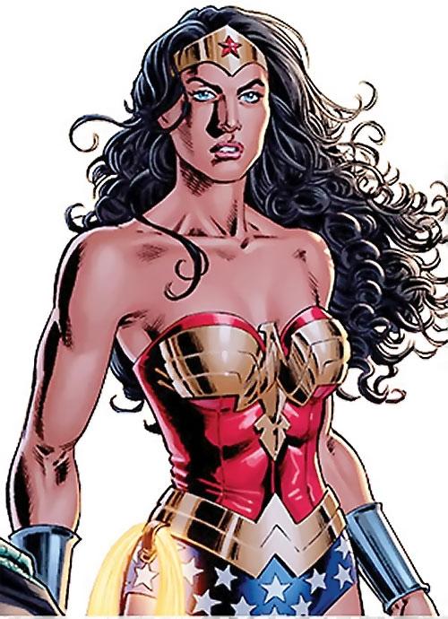 Wonder Woman (DC Comics) (Gail Simone era) by Nicola Scott