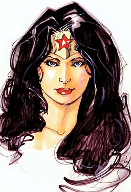 Wonder Woman (DC Comics) (Gail Simone era) portrait