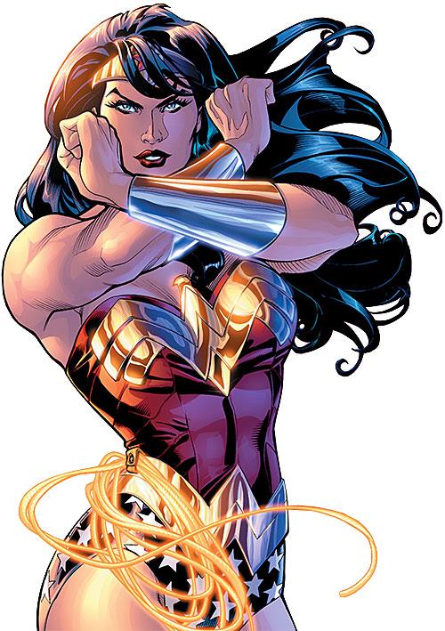 Wonder Woman (DC Comics) (Gail Simone era)