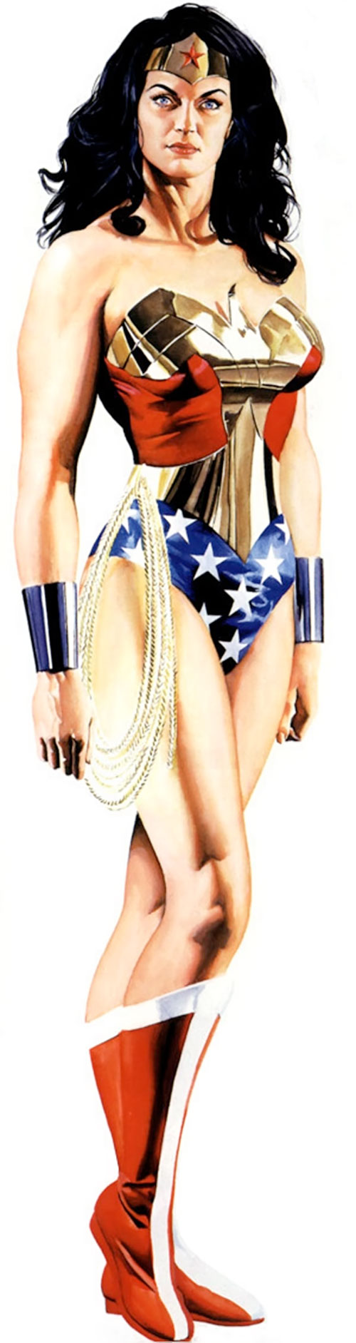 Wonder Woman (DC Comics) by Alex Ross