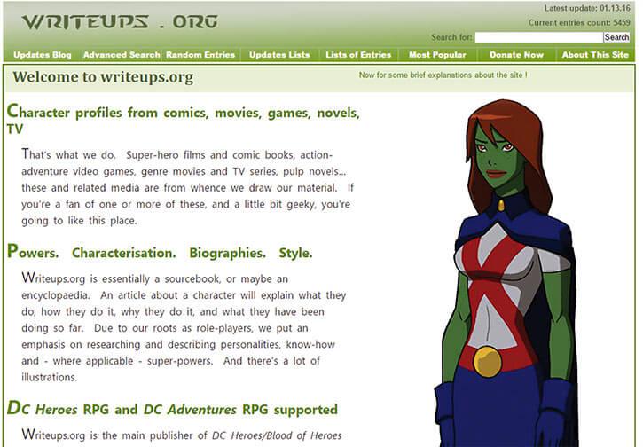 Writeups.org in 2015