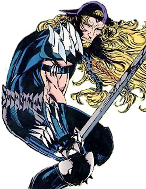 x-treme - marvel comics - x-force