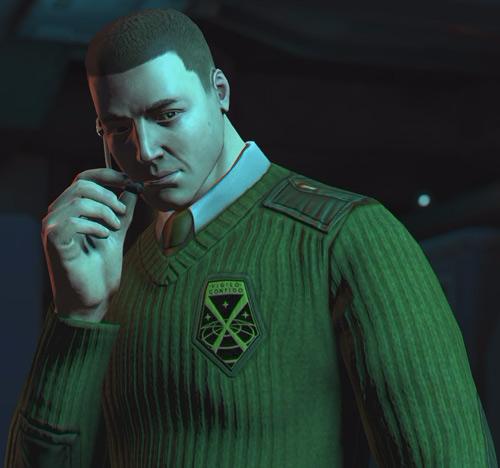 XCom Enemy Within - Bradford