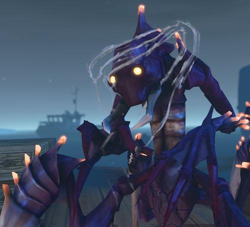 XCom: Enemy Unknown - Chryssalid alien closeup