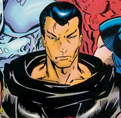 Xi'an of the X-Men 2099 (Marvel Comics) portrait