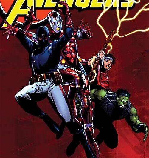 Young Avengers team (Marvel Comics)