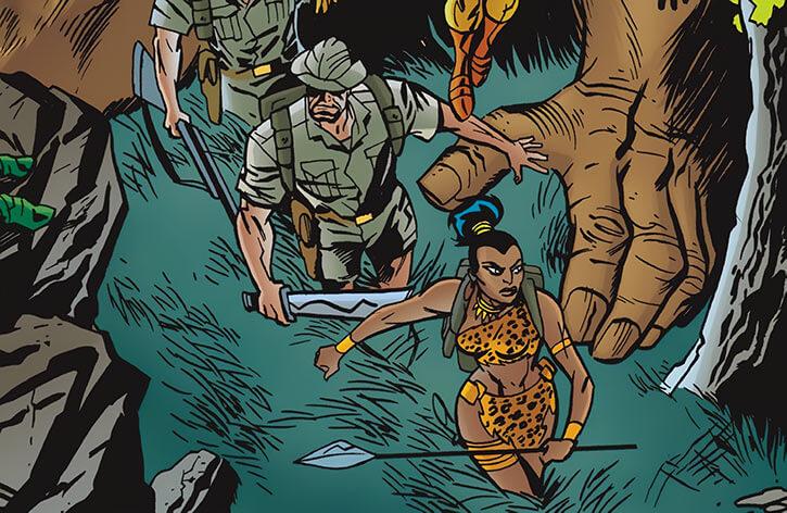 Zawadi and her allies