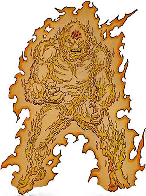 Zzzax (Hulk enemy) (Marvel Comics)