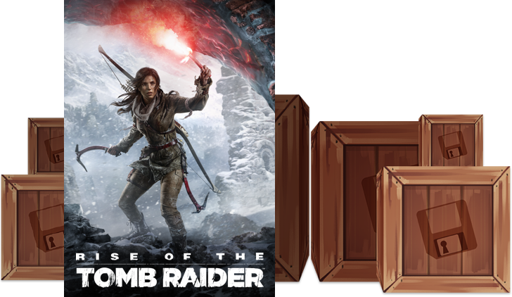 Humble Bundle Rise of Tomb Raider