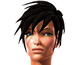 Gitane - Everquest I - Ranger player character - Ezmirella