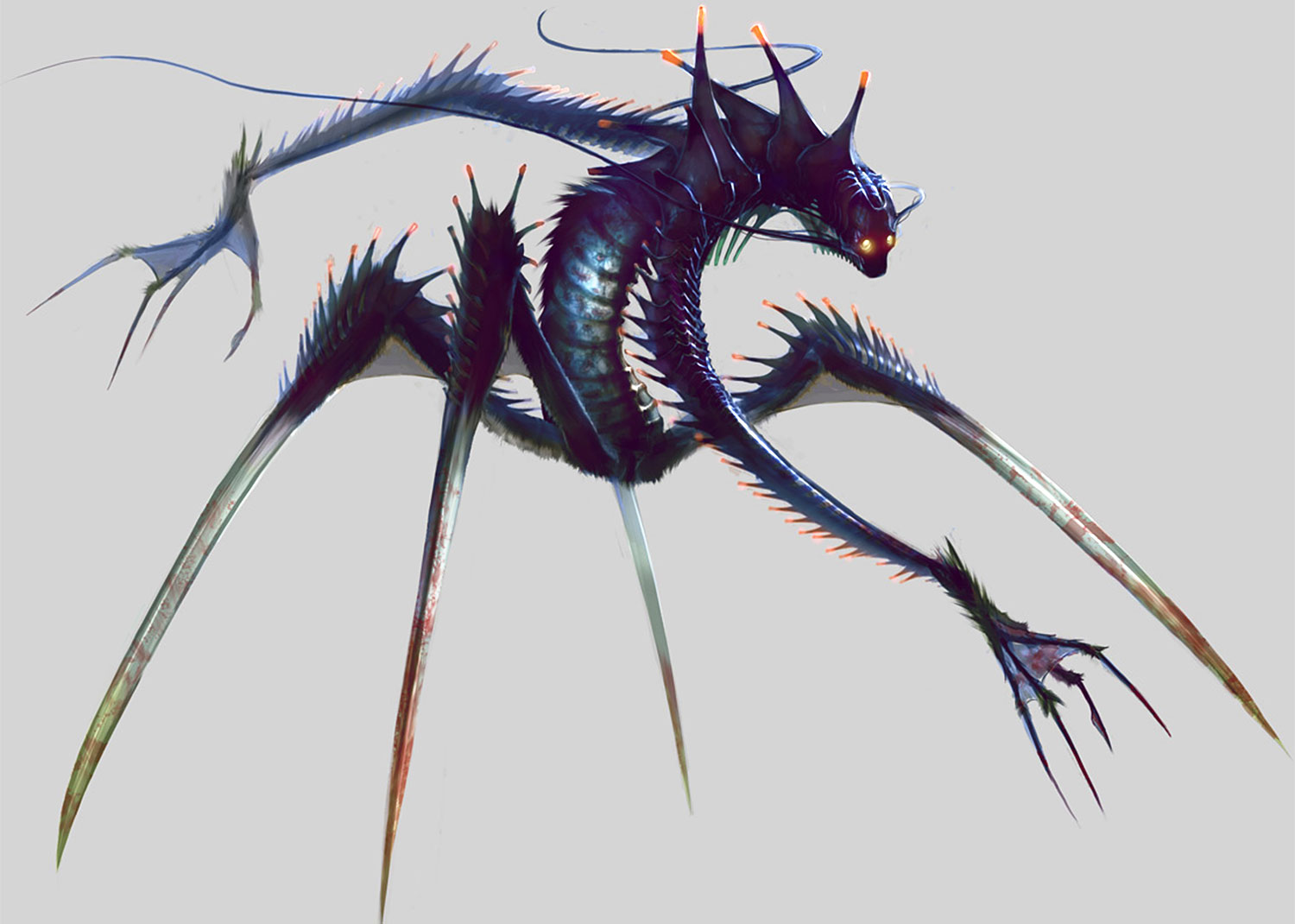 Xcom Chryssalids Enemy Unknown Insect Alien Monster Profile