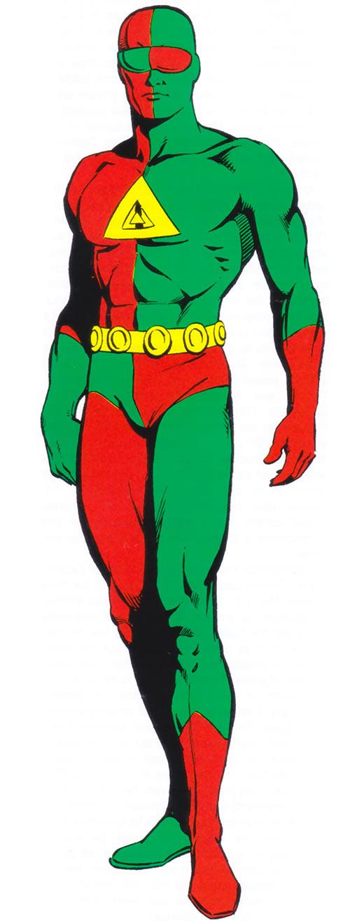 Marvel Comics' 3D Man