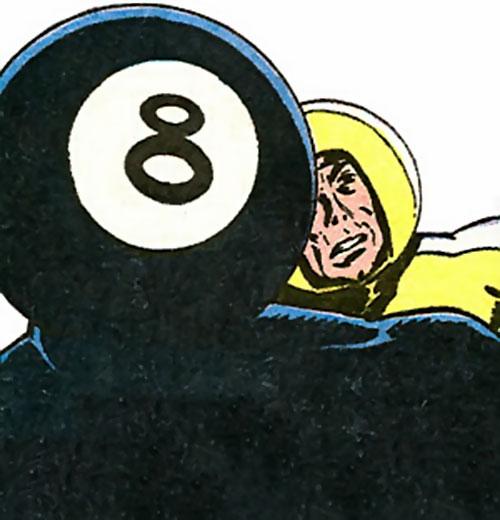 8-ball (Marvel Comics) helmet closeup