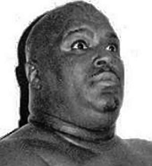 Abdullah the Butcher closeup