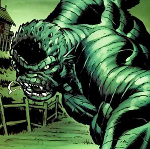 abomination - marvel comics - hulk enemy - character profile