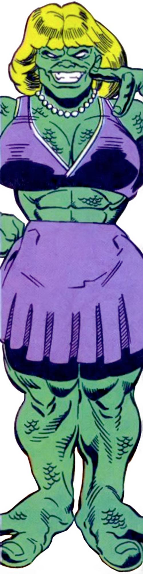 Abominatrix (Marvel Comics)