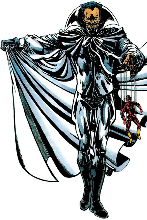 Abra Kadabra - Flash enemy - DC Comics - Phil Jimenez - Underworld unleashed