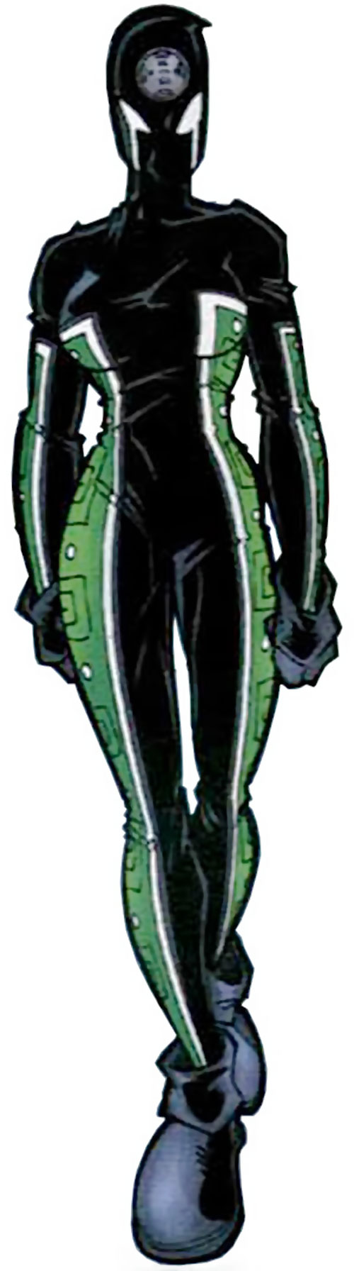 Acrata of Mexico (Superman ally) (Planet DC Comics)