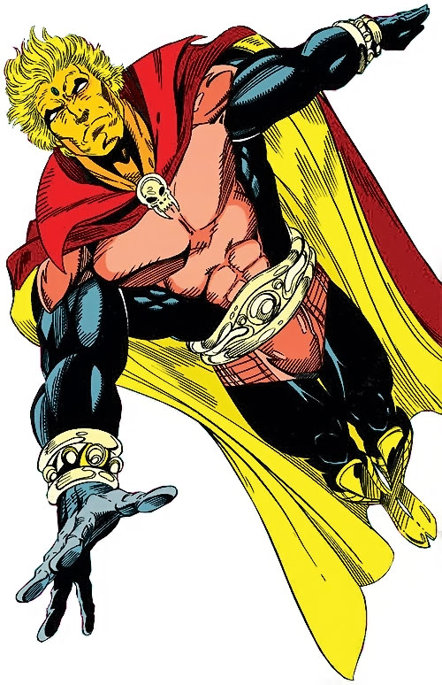 Adam Warlock (Marvel Comics)