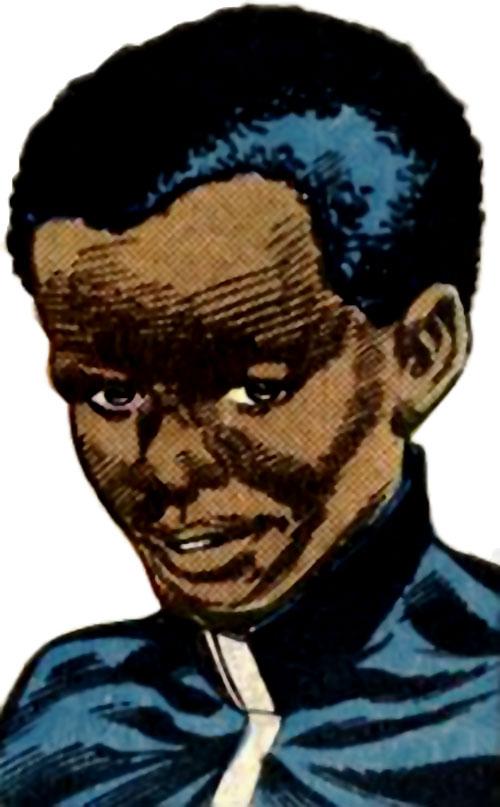 Adept of the Strikeforce Morituri (Marvel Comics)