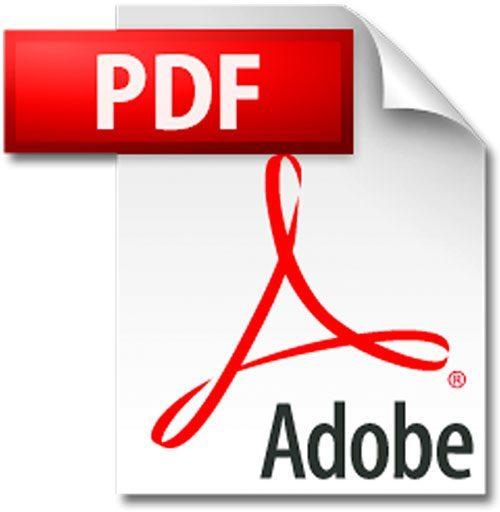 Adobe Acrobat PDF logo
