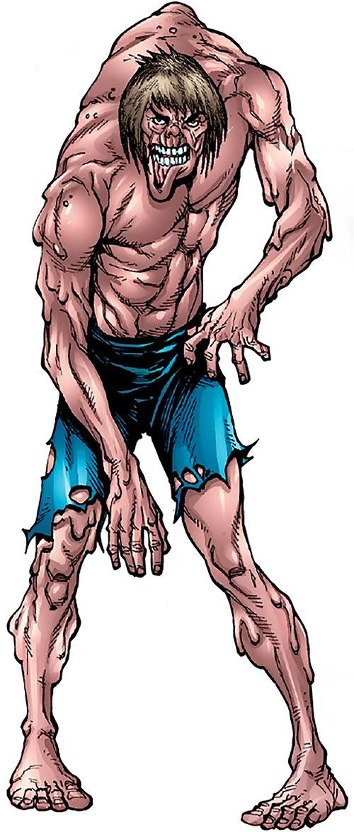 Adonis (Marvel Comics) (Captain America enemy) from a handbook