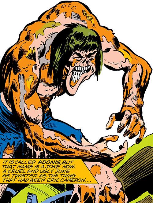 Adonis (Marvel Comics) (Captain America enemy)