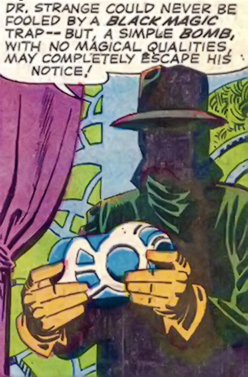 Adria the Witch (Doctor Strange enemy) (Marvel Comics) incognito