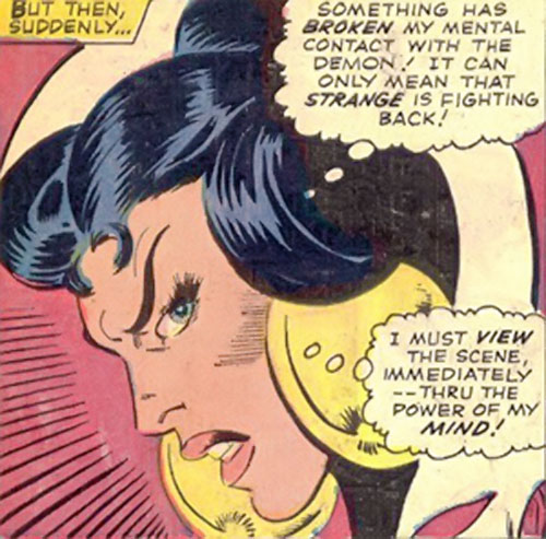 Adria the Witch (Doctor Strange enemy) (Marvel Comics)