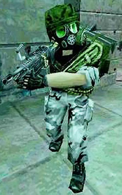 Adrian Shepard (Half-Life: Opposing Force)