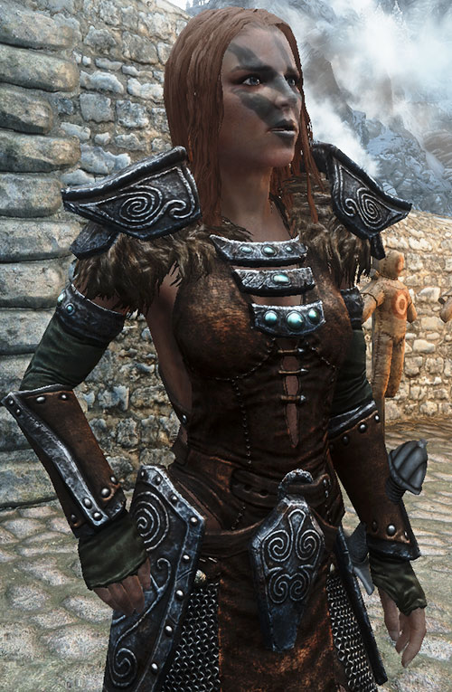 Aela the Huntress of Skyrim