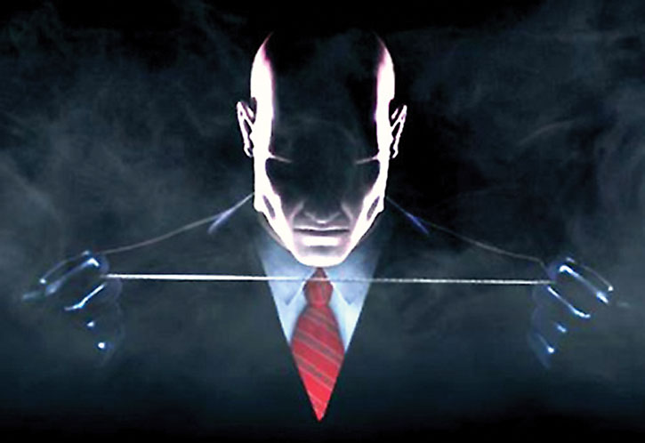 Agent 47 Mister 47 Hitman Video Game Character Profile Writeups Org