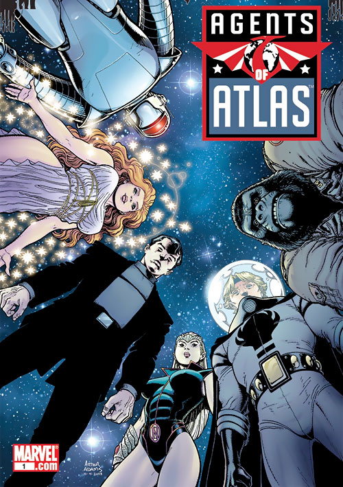 Agents of Atlas (Marvel Comics)