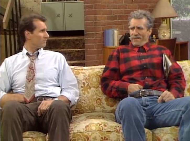 Al Bundy and his father