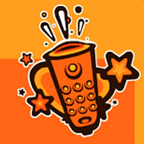 Alex (Berta Errando in Club Super-3) time remote in cartoon form