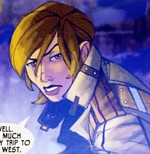 Lt. Renko (Red Star) (Image Comics)