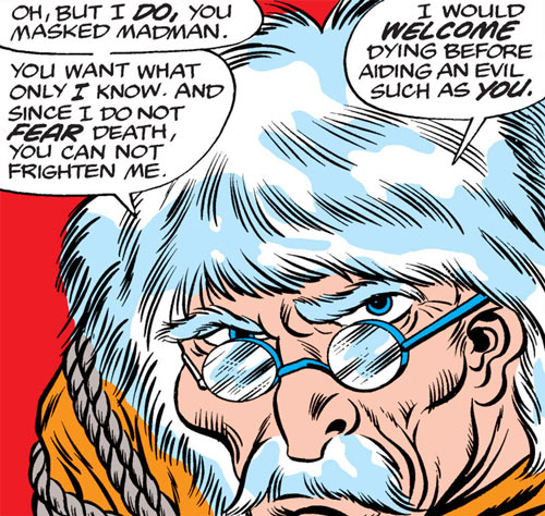 Professor Kort (Marvel Comics)