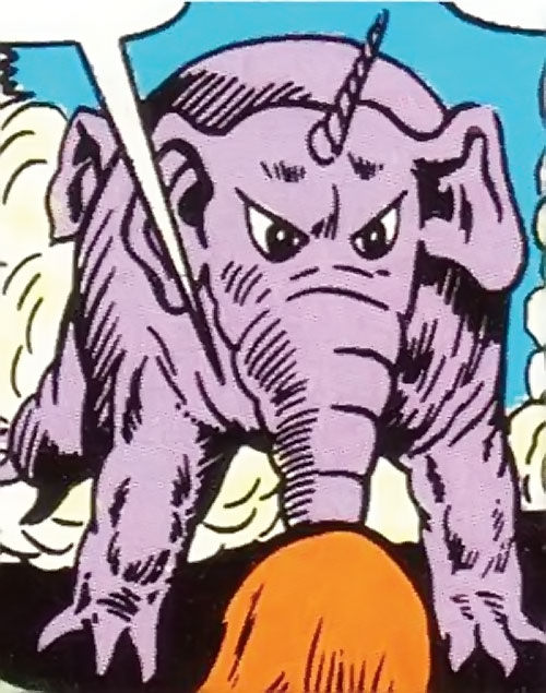 Charging tork (Legion of Super-Heroes) (DC Comics)