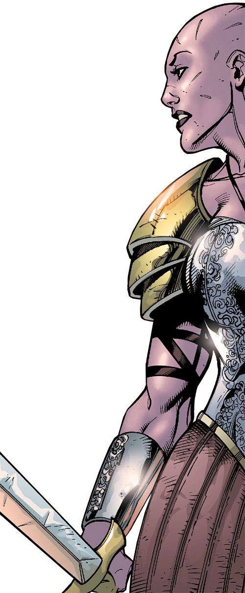 Alkyone (Wonder Woman character) (DC Comics)