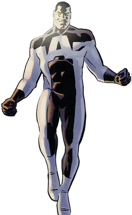 Alpha-One the Mighty (DC Comics)