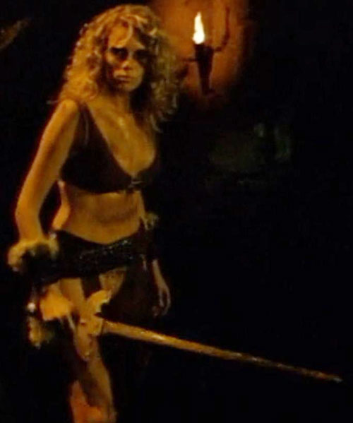 Amethea (Lana Clarkson in Barbarian Queen)
