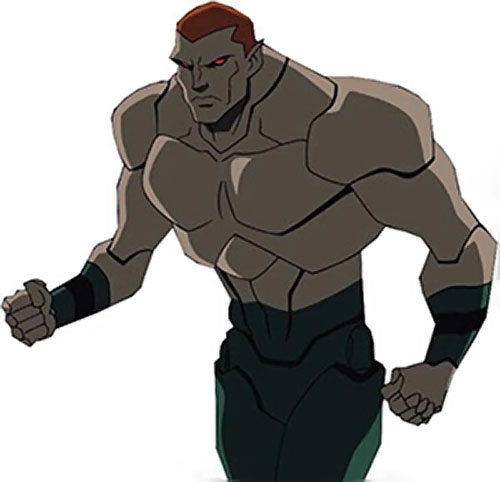 Amazo (Young Justice animated series)