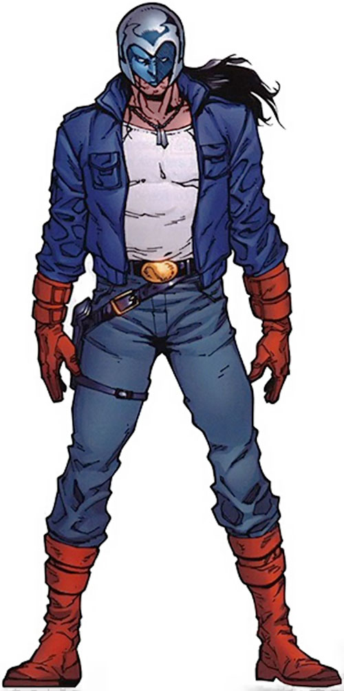 American Eagle (Marvel Comics) in his modern outfit