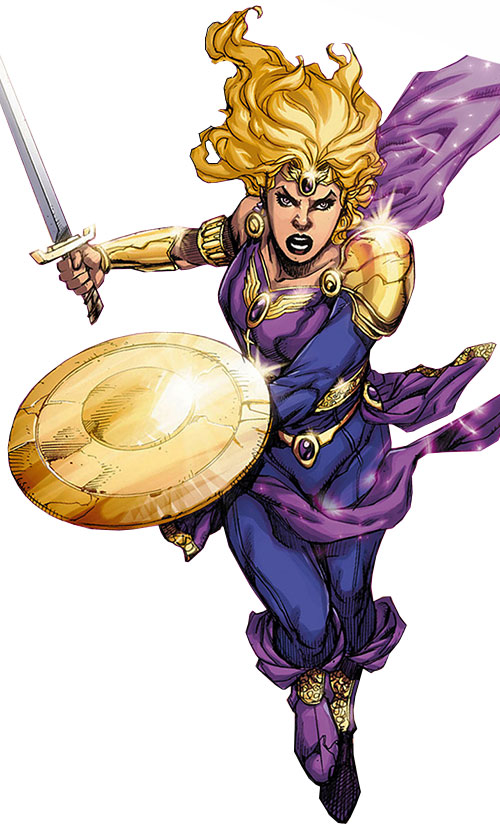 Amethyst (DC Comics New52)