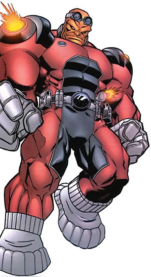 Amphibion (Marvel Comics) (Hulk character)
